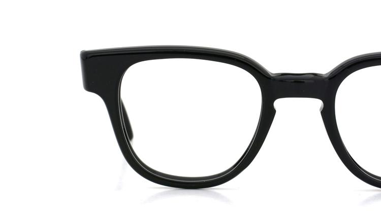 vintage TART OPTICAL メガネフレーム BRYAN BLACK 44-22 13