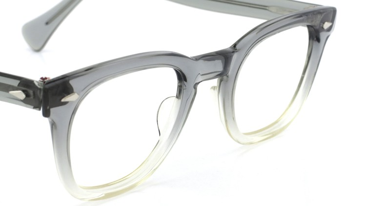 American Optical アメリカンオプチカル (AO)Vintage ヴィンテージ タ?イヤ鋲 Grey-Clear-Gradation 46-24 6