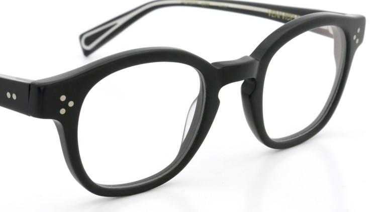GLCO (ジーエルシーオー) ×  MARK MCNAIRY (マークマクナイリー) コラボレーション メガネ MM1006 44size HICKORY MBK 6