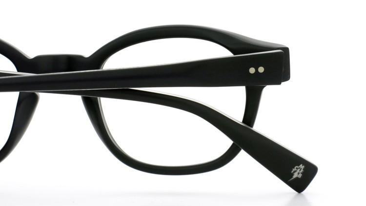 GLCO (ジーエルシーオー) ×  MARK MCNAIRY (マークマクナイリー) コラボレーション メガネ MM1006 44size HICKORY MBK 15