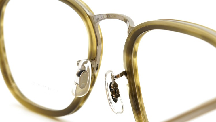 OLIVER PEOPLES (オリバーピープルズ)メガネフレーム TOWNSEND P/OT 2nd 9