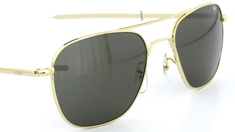 American Optical AO Original Pilot Gold 55-20 06