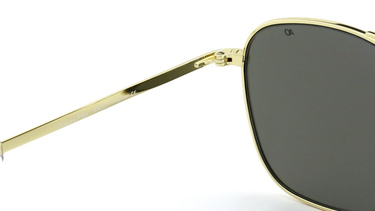 American Optical AO Original Pilot Gold 55-20 09