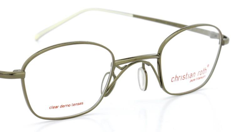 Christian Roth クリスチャン ロス デットストック メガネフレーム CR-14027 KH 6