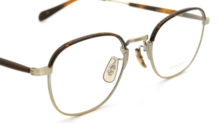 OLIVER PEOPLES (オリバーピープルズ) 2014S/S 新作メガネ Dove AG/BR 6