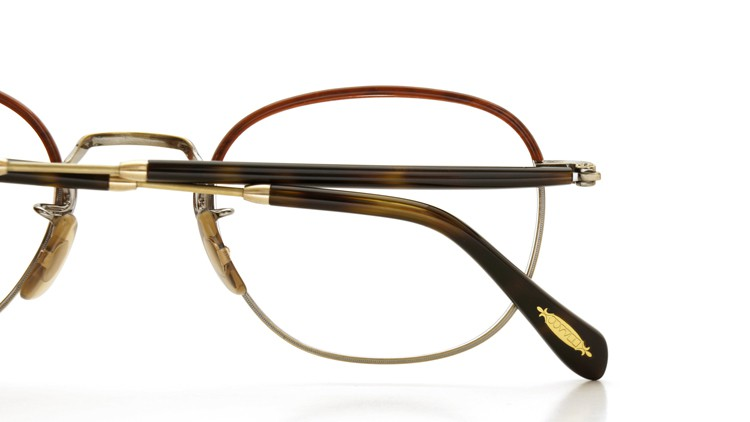 OLIVER PEOPLES (オリバーピープルズ) 2014S/S 新作メガネ Dove AG/WN 12