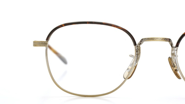 OLIVER PEOPLES (オリバーピープルズ) 2014S/S 新作メガネ Dove AG/BR 13