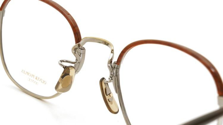 OLIVER PEOPLES (オリバーピープルズ) 2014S/S 新作メガネ Dove AG/WN 8
