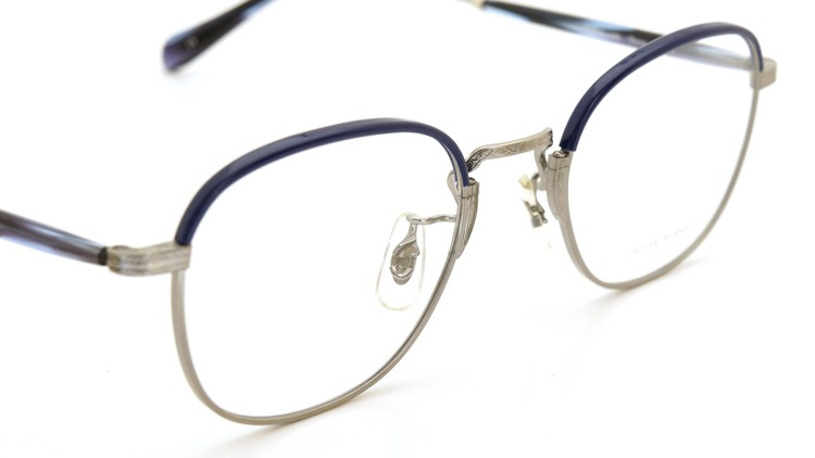OLIVER PEOPLES (オリバーピープルズ) 2014S/S 新作メガネ Dove P/NV 6