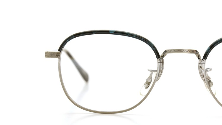 OLIVER PEOPLES (オリバーピープルズ) 2014S/S 新作メガネ Dove P/GR 13