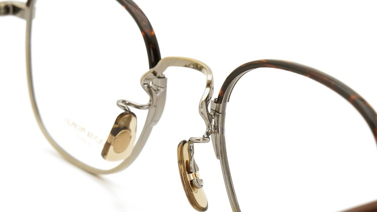 OLIVER PEOPLES (オリバーピープルズ) 2014S/S 新作メガネ Dove AG/BR 8