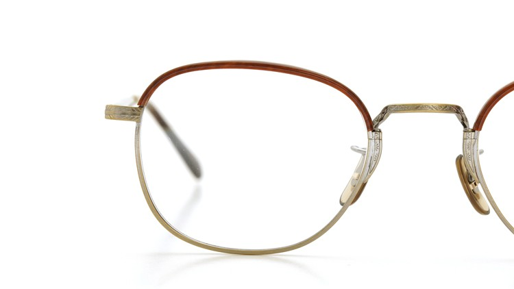 OLIVER PEOPLES (オリバーピープルズ) 2014S/S 新作メガネ Dove AG/WN 13