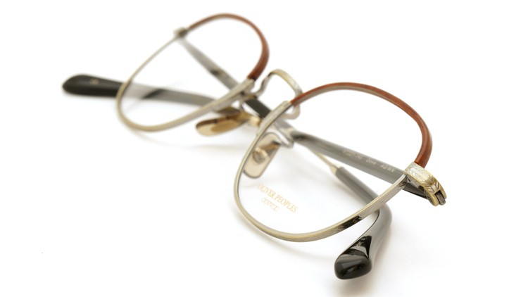 OLIVER PEOPLES (オリバーピープルズ) 2014S/S 新作メガネ Dove AG/WN 10