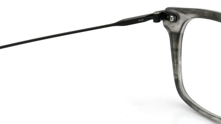 DITA (ディータ) 2014年新作メガネ RIAD DRX-2062-C-GRY-BLK-49size 9