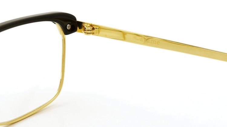 ayame(アヤメ)メガネ デットストック CENTURY BKG 生産終了カラー 10