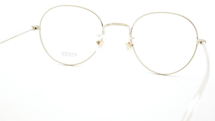 ayame i wear design (アヤメ) メガネ FOCUS metal S 海外限定モデル 7