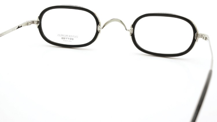 OLIVER PEOPLES (オリバーピープルズ) メガネ FRED フレッド BK/S 7