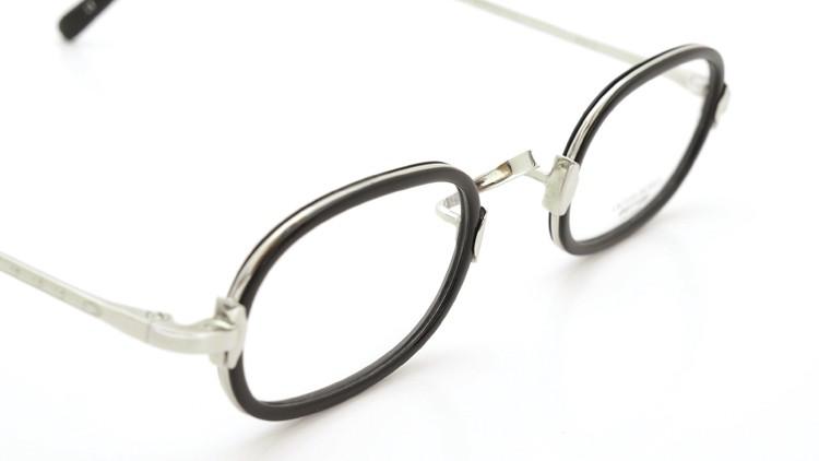 OLIVER PEOPLES (オリバーピープルズ) メガネ FRED フレッド BK/S 6