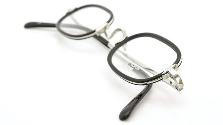 OLIVER PEOPLES (オリバーピープルズ) メガネ FRED フレッド BK/S 11