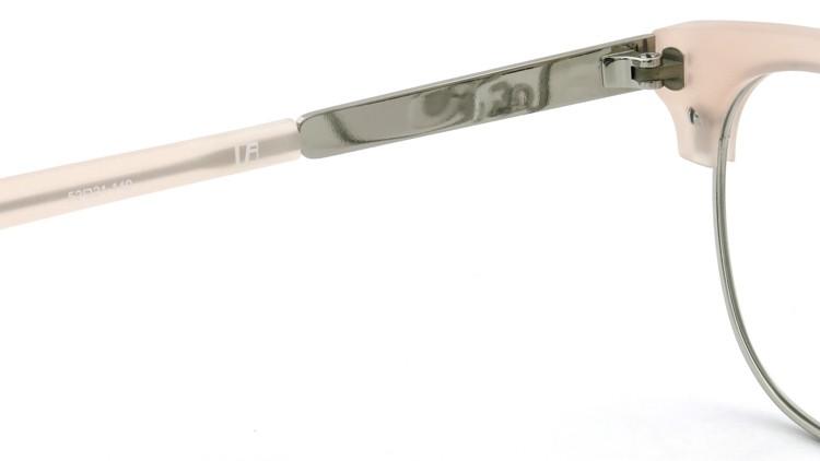 3.1 phillip lim (スリーワン フィリップ リム) メガネ PL/29/4 pink/gunmetal 52siz9e