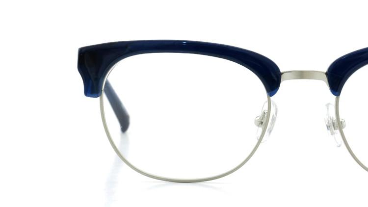 3.1 phillip lim (スリーワン フィリップ リム) メガネ PL/29/5 Blue/silver 52size 14