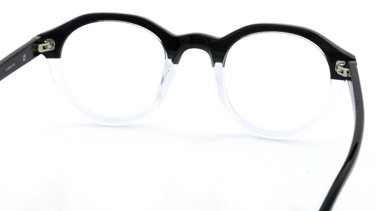 3.1 phillip lim (スリーワン フィリップ リム) メガネ PL/47/4 black-clear 47.5size 7