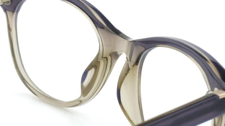 3.1 phillip lim (スリーワン フィリップ リム) メガネ PL/48/3 purple-beige 51.5size 8