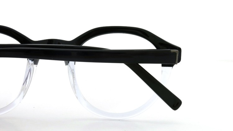 3.1 phillip lim (スリーワン フィリップ リム) メガネ PL/47/4 black-clear 47.5size 13