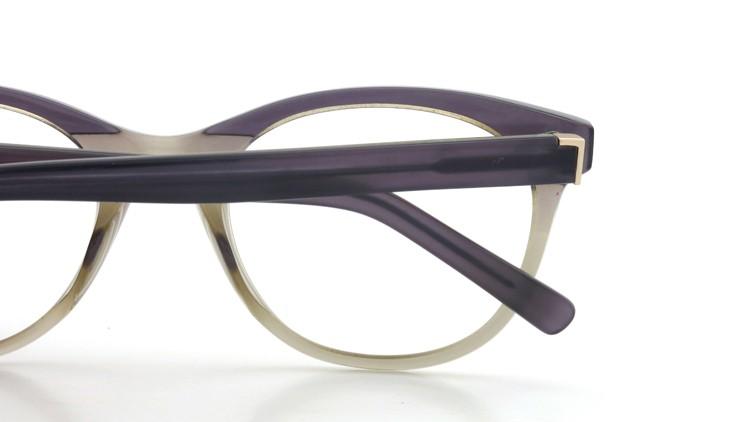 3.1 phillip lim (スリーワン フィリップ リム) メガネ PL/48/3 purple-beige 51.5size 11