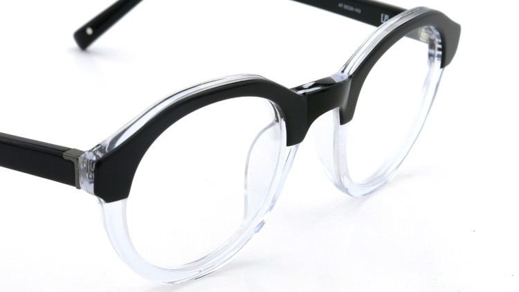 3.1 phillip lim (スリーワン フィリップ リム) メガネ PL/47/4 black-clear 47.5size 6
