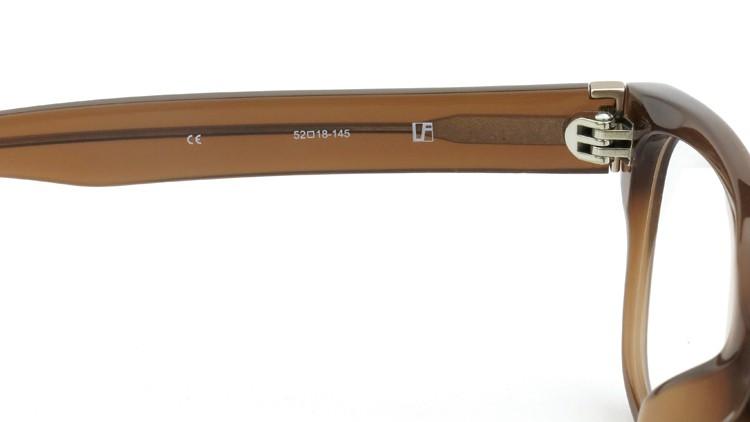 3.1 phillip lim (スリーワン フィリップ リム) メガネ PL/22/12 brown 9