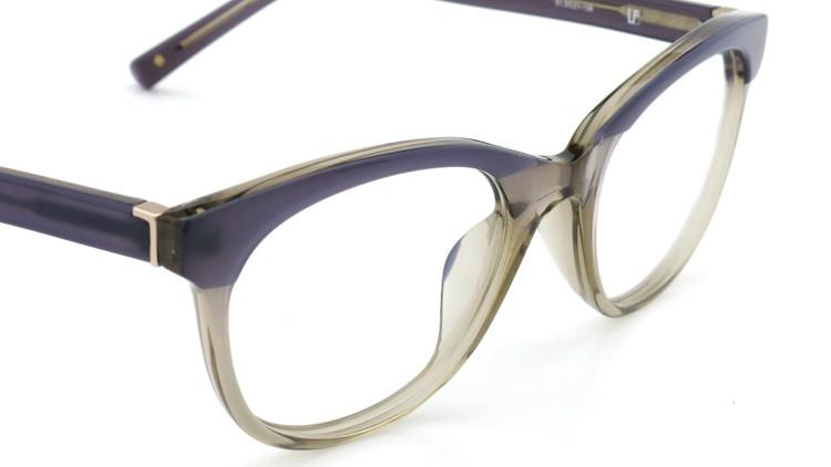 3.1 phillip lim (スリーワン フィリップ リム) メガネ PL/48/3 purple-beige 51.5size 6