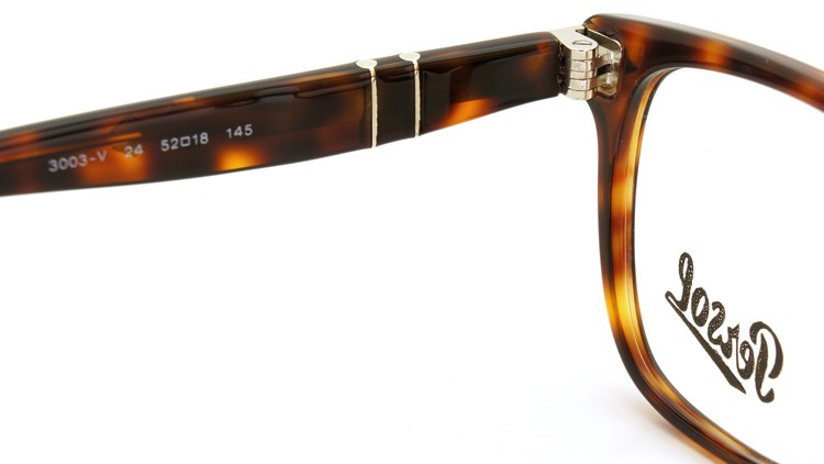 Persol (ペルソール) メガネ 3003-V 24(べっ甲柄) 52size 9
