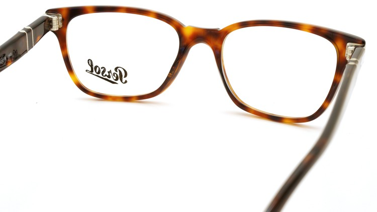 Persol (ペルソール) メガネ 3003-V 24(べっ甲柄) 52size 7