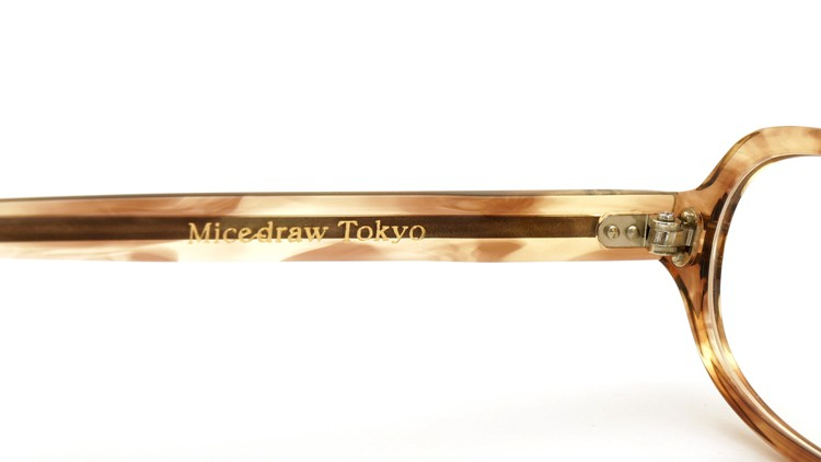Micedraw Tokyo (マイスドロートーキョー) メガネ JD-721 G116 9