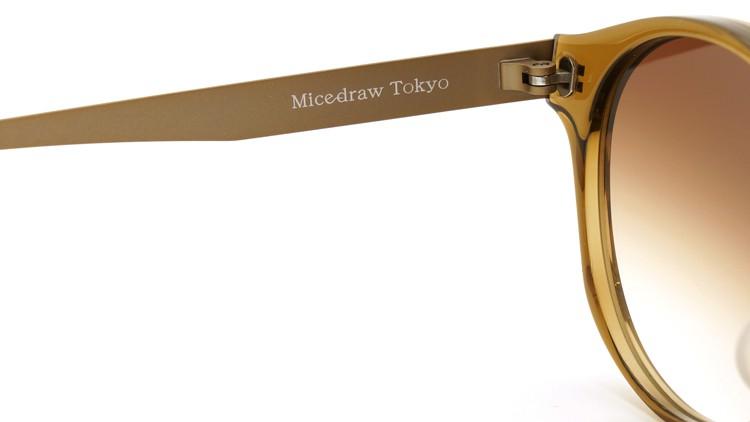 Micedraw Tokyo (マイスドロートーキョー) サングラス WS1002 L05 9