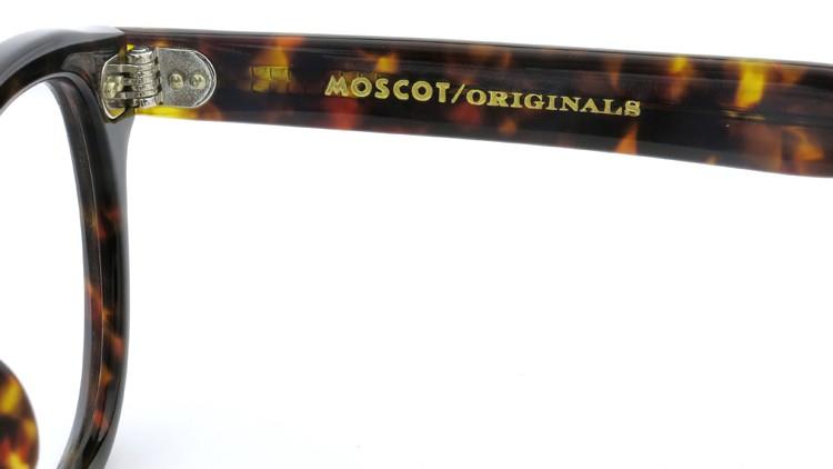 MOSCOT (モスコット) LEMTOSH レムトッシュ Col.TORTOISE 46size 10