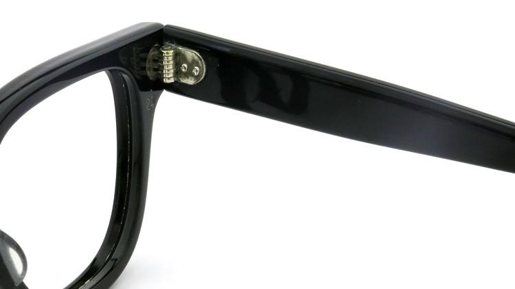 vintage TART OPTICAL ヴィンテージ タートオプティカル メガネ BRYAN BLACK 44-24 (n15) 10