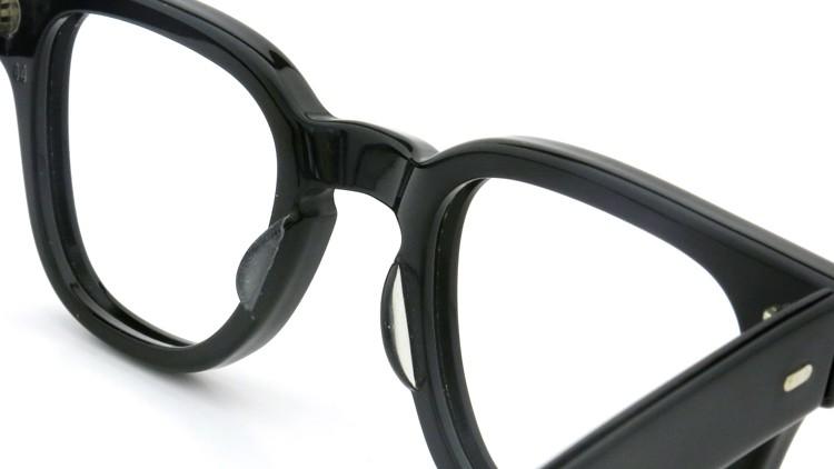 vintage TART OPTICAL ヴィンテージ タートオプティカル メガネ BRYAN BLACK 44-24 (n15) 8