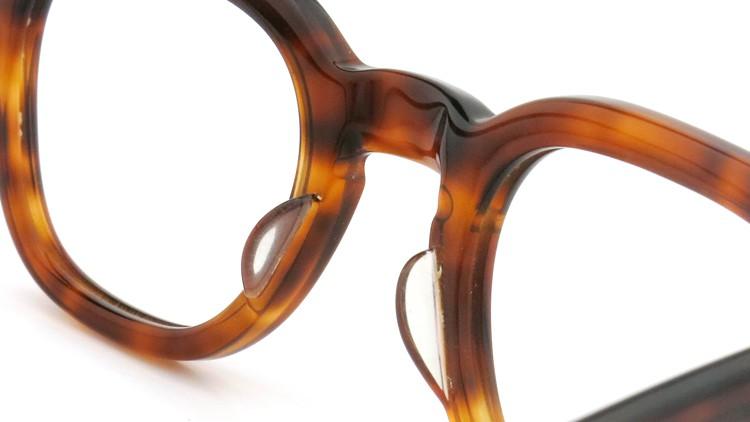 American Optical アメリカンオプチカル (AO)Vintage ヴィンテージ メガネ STADIUM ダイヤ鋲 4568 RF23 TORTOISE 44-24 8