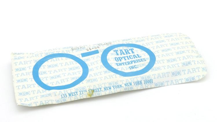 vintage TART OPTICAL ヴィンテージ タートオプティカル メガネ BRYAN BLACK 44-24 (n15) 13