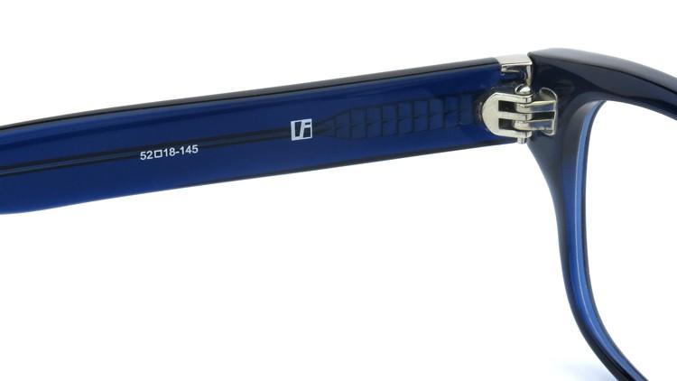 3.1 phillip lim (スリーワン フィリップ リム) メガネ PL/22/4 Blue 52size 9