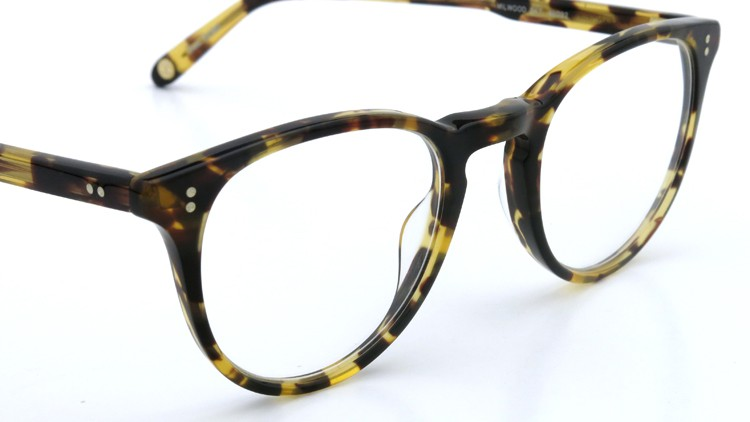 GLCO(GARRET LEIGHT CALIFORNIA OPTICAL) ジーエルシーオー MILWOOD DKT 46size 6