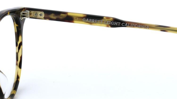 GLCO(GARRET LEIGHT CALIFORNIA OPTICAL) ジーエルシーオー MILWOOD DKT 46size 11