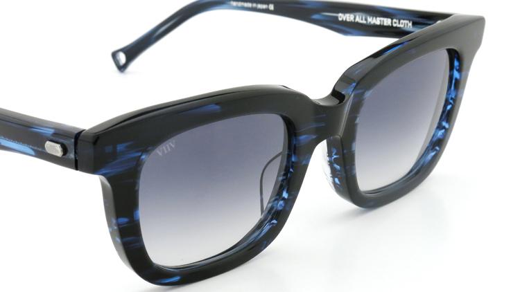 OAMC(オーバーオールマスタークロス)サングラス arc アーク 50size BLUE SASA/BLUE 1/2 6