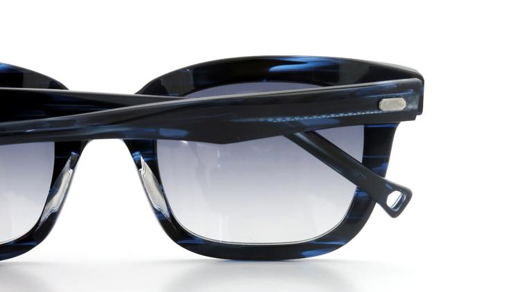 OAMC(オーバーオールマスタークロス)サングラス arc アーク 50size BLUE SASA/BLUE 1/2 15