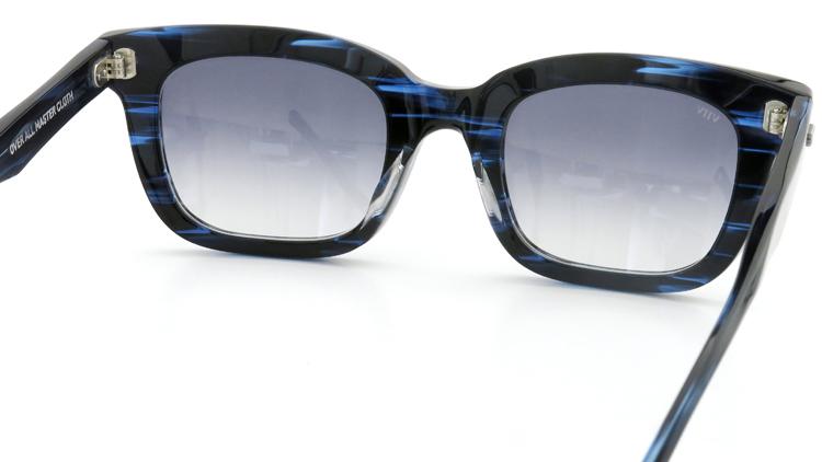OAMC(オーバーオールマスタークロス)サングラス arc アーク 50size BLUE SASA/BLUE 1/2 7