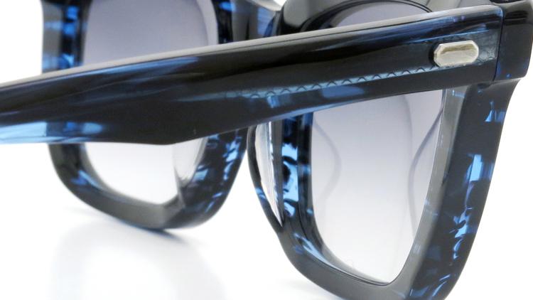 OAMC(オーバーオールマスタークロス)サングラス arc アーク 50size BLUE SASA/BLUE 1/2 16