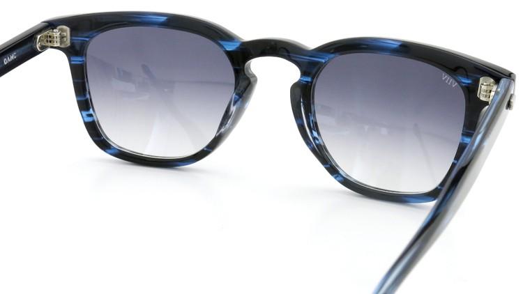 OAMC(オーバーオールマスタークロス)サングラス d-lux d-ルクス 49size BLUE-SASA/BLUE 1/2 7
