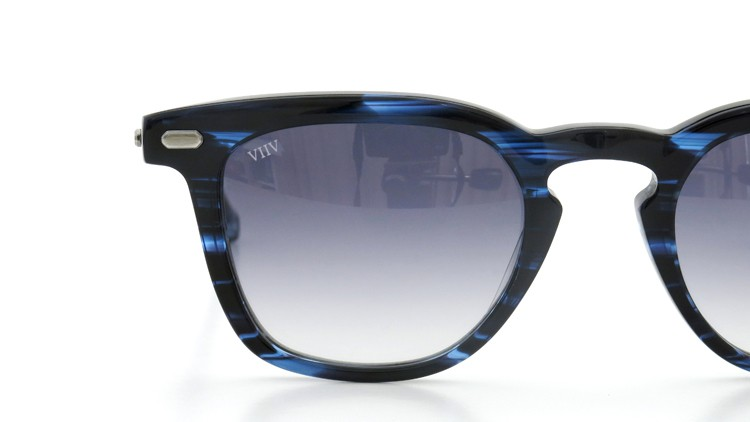 OAMC(オーバーオールマスタークロス)サングラス d-lux d-ルクス 49size BLUE-SASA/BLUE 1/2 16